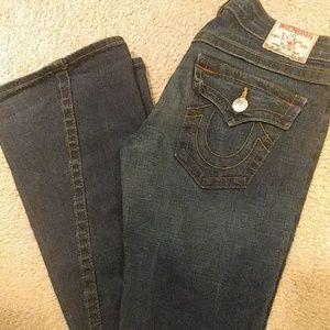 """True Religion""  Jeans"